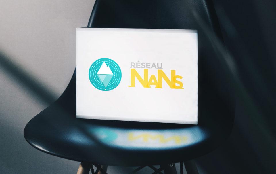 Logo ReseauNans BackLight